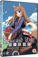 Spice E Lupo Stagione 1 DVD Nuovo DVD (MANG5249)