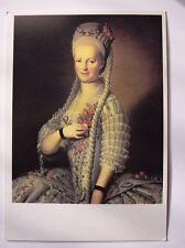 Vintage Russian Postcard Carl Christineck - Portrait  Of Sarah Greig