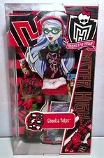Monster High Ghoulia Yelps Deadfast Fashion Pack NIB