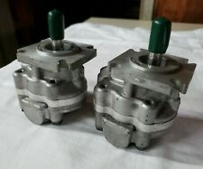 Lot of (2) D09BA2F Parker Hydraulic Gear Pumps NEW!