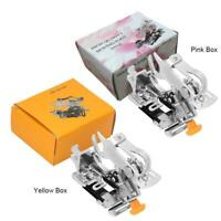 Shank Sewing Machine Presser Foot Ruffler Babylock For Brother Singer Household