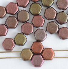 Panal Dorado Cristal Mate bronce iris C 00030-01640 grano checo x30