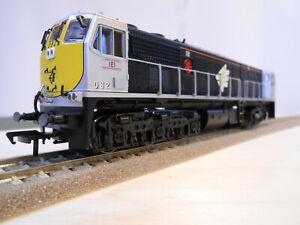 00 Gauge Murphy Models CIE Irish Rail 071Diesel Locomotive 082 Black/Silver