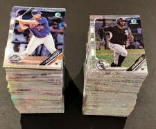 2019 BOWMAN CHROME MEGA BOX You Pick Complete Your Set MOJO TARGET $.99 MAX SHIP