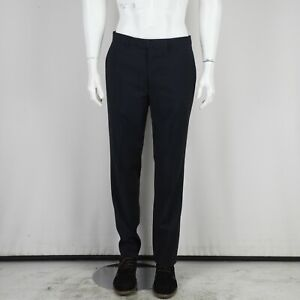 PANTALONE SARTORIALE PURA LANA SLIM FIT MADE IN ITALY PREZZO € 180 (21042)