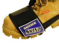 Newest blue shifter skinz shift scuff shoe protector boot color cycle cover