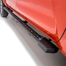 2500 3500 Ram 1500 ARIES 4445044 85-Inch Oval Black Aluminum Nerf Bars Select Dodge