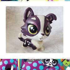 Purple Squirrel  Hasbro Brand New My Littlest Pet Shop LPS 4-5cm Figure Kids Toy