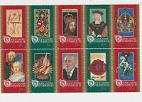 Austria 1996 Heraldic Style Mint Never Hinged Stamps Sheet Ref 24770