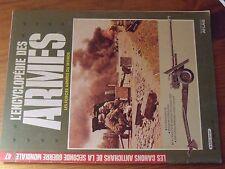 $$$ L'Encyclopedie des Armes N°47 Les canons antichars de la Seconde Guerre Mond
