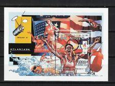 Briefmarken Olympische Spiele 1996 Niger postfrisch