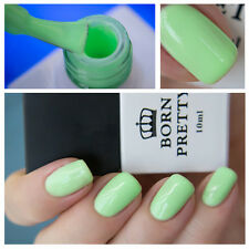 10ml Born Pretty Nail UV Gel Polish Soak Off UV Polish Fluorescent Green DIY