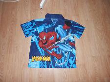 0b417f6815b10 Chemise Spiderman Marvel Taille 5 ans neuve jamais porté manches courtes