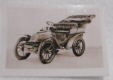 ++  Opel DARRACQ 1902 - Sammelbild Nr. 17 - Bären Nudeln - Fabrik ++Mbr