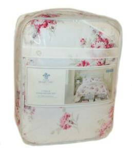 Rachel Ashwell Simply Shabby Chic Sunbleached Floral 3P Full Queen Comforter Set