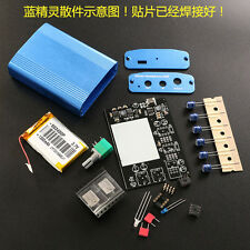 Mini Classic 47 Headphone Amplifier HiFi Stereo amp DIY KIT Build-in Battery
