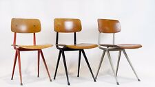 Suite de 3 chaises Friso Kramer - Model Result 1950
