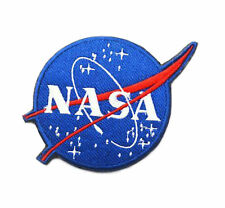 Nasa Space Program Vector Patch Emblem Made In Usa
