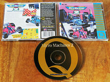 Micro machines 2 PC CD ROM (MS-DOS)