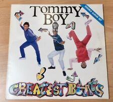 Various – Tommy Boy - Greatest Beats DOUBLE ALBUM