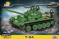 COBI  T- 54  / 2613 / 480 pcs  blocks WWII Soviet tank Small Army