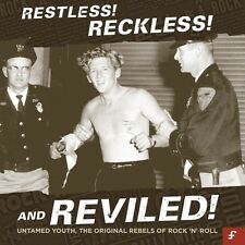Des jambes sans repos! reckless! and reviled! Coffret 3 CD NEUF