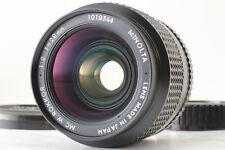 [TOP MINT] MINOLTA MC W Rokkor 28mm f/2 Wide Angle Lens from JAPAN