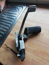 GTR 1000 Footpeg assembly