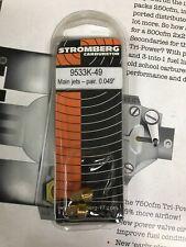 Stromberg 97 48 40 81 Lz Carb Carburetor Jets 49 9533k 49