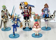 SQUARE-ENIX japanese anime STAR OCEAN -THE LAST HOPE BOX SET 6 boxed figure