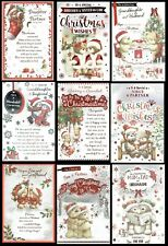 BEAUTIFUL  ~ CHRISTMAS CARD ~ FABULOUS VERSES ~ SOMETHING FOR EVERYONE