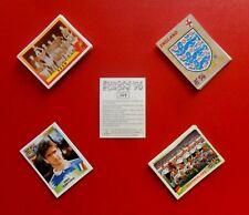 PANINI EURO 96 RETRO PLAYERS BADGES TEAMS STADES Stickers au choix pick choice