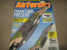 AIR FORCES MONTHLY February 2013 Afghanistan Force U.S. Phantoms Nuclear