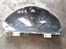 2000 Mazda MX5 Speedo Clock Set ,  Used Car Part