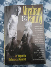 Abraham and Family : New Insights into the Patriarchal Narratives by Hershel...