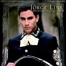 Luis, Jorge : Regalame Un Te Quiero CD