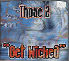 Those 2- Get Wicked cd maxi single