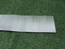 Corrugated Metal Roofing O & G Scale