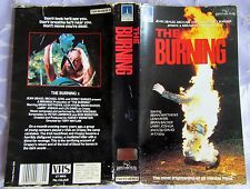 PRE CERT THE BURNING THORN EMI VHS PAL DPP39 VIDEO NASTY DATE STAMP CUT VERSION