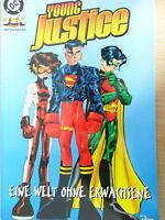 1 x Comic - JLA Sonderband 10 - Young Justice - DC