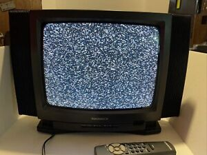 1993 Magnavox Kitchen Counter Tv With Remote