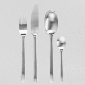 Ikea DATA 24-piece cutlery set, stainless steel  604.530.22 *Brand New*