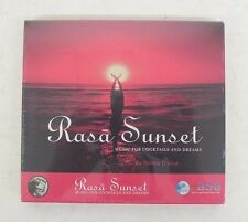 Rasa Sunset: Music for Cocktails and Dreams NEW Donna D'Cruz Fast Shipping