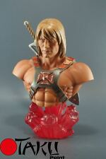 MOTU Tweeterhead resin bust - Masters of the Universe - He-Man