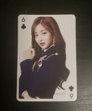 Twice YES OR YES Poker Card Yes! Magazine Official Photocard(Unofficial) JiHyo