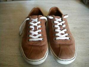 Cole Haan Brown Leather Sneakers 10.5 M