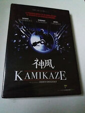 "DVD ""KAMIKAZE"" PRECINTADO SEALED LUC BESSON DIDIER GROUSSET RICHARD BOHRINGER"