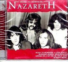 CD - NAZARETH - Road to nowhere