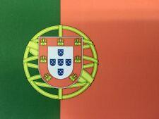 Portugal flag sticker peel off vinyl