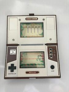 NINTENDO DONKEY KONG II LCD GAME